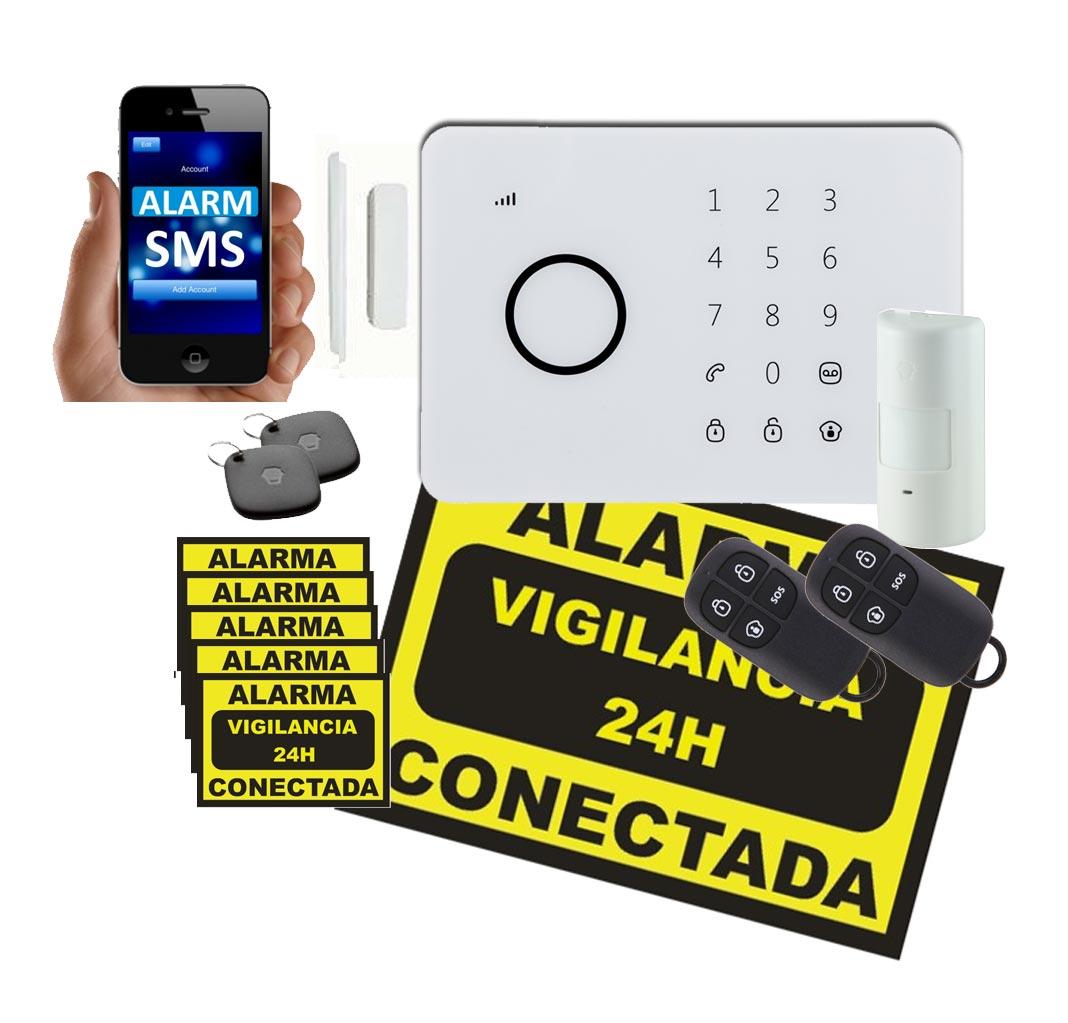 Alarmas grupo tronic for Alarmas para casa sin cuotas